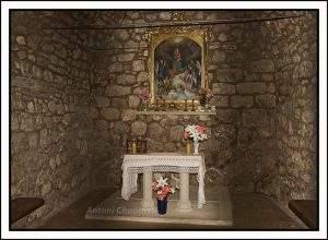 capilla de la mare de deu dels angels sant llorenc de morunys