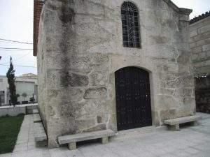capilla de la peregrina meira