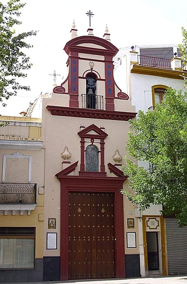 capilla de la piedad del baratillo sevilla