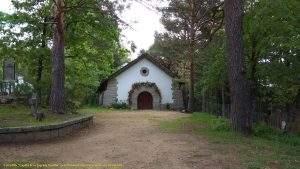 Capilla de la Sagrada Familia (Cercedilla)