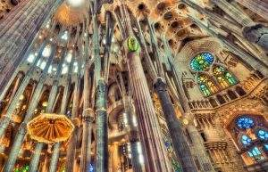capilla de la sagrada familia las rozas de madrid