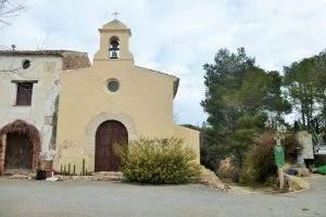 capilla de la santa creu nulles