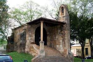 capilla de la santa cruz cangas de onis 1