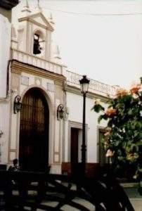 Capilla de la Santa Cruz de Arriba (Rociana del Condado)