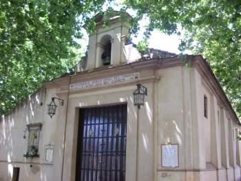 capilla de la santa cruz del rodeo y nuestra senora del carmen sevilla