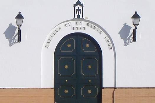 capilla de la santa cruz punta umbria