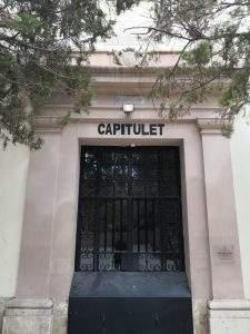 Capilla de la Universidad Camilo José Cela (Villanueva de la Cañada)