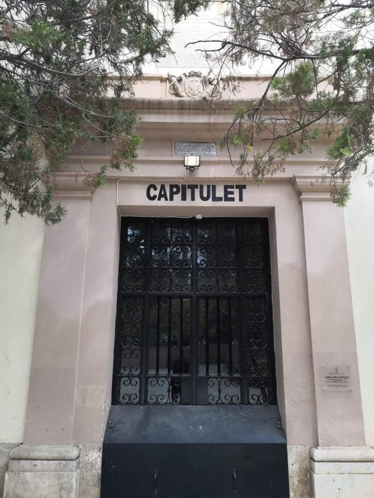 capilla de la universidad camilo jose cela villanueva de la canada