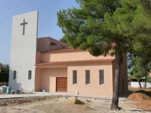 capilla de la urbanizacion olimar chiva 1