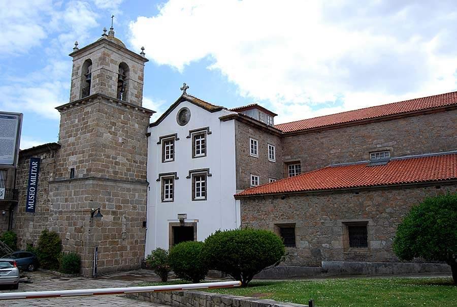 capilla de la venerable orden tercera de san francisco a coruna
