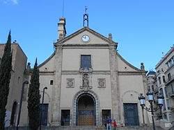Capilla de la Virgen de Gracia (Igualada)
