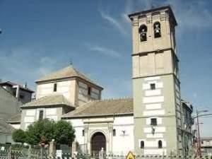 capilla de la virgen del carmen armilla