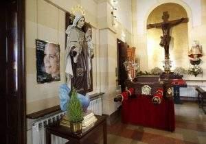 capilla de la virgen del carmen blimea