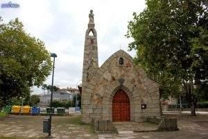 capilla de la virgen del carmen del vao vigo