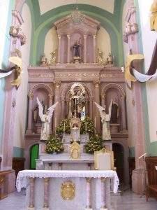 capilla de la virgen del carmen lagos 1