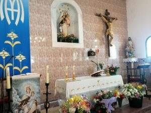 Capilla de la Virgen del Carmen y de todos los Santos (Ceuta)