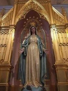 Capilla de la Virgen Milagrosa (Tui)