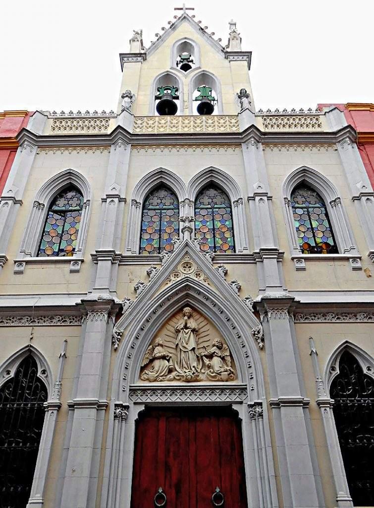 capilla de las esclavas del sagrado corazon sevilla