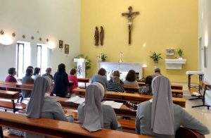 Capilla de las Hermanas de Cristo Sacerdote (Benicàssim)
