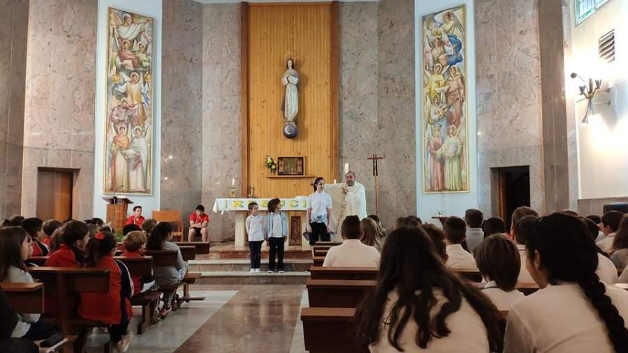 capilla de las hermanas de santa ana almudevar
