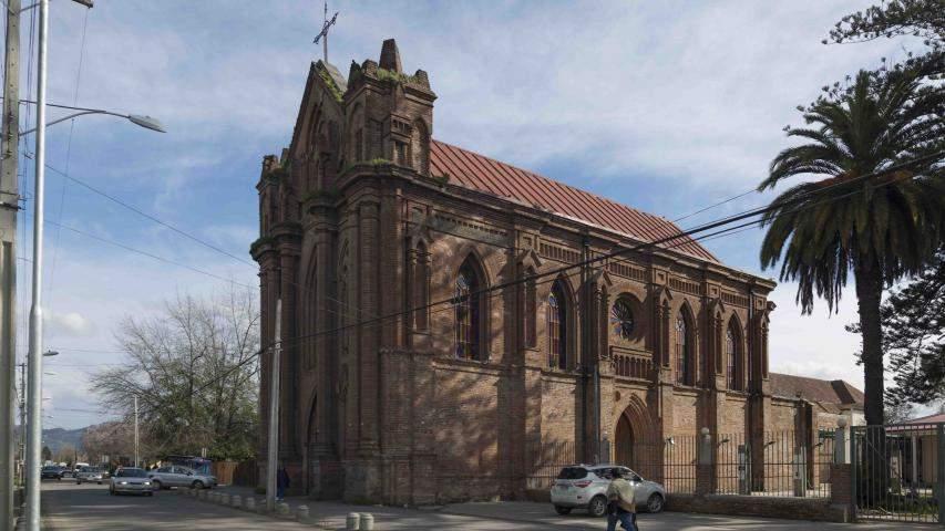 capilla de las hijas de la caridad penas de san pedro