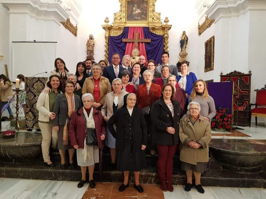 capilla de las hijas del patrocinio de maria villafranca de cordoba