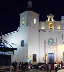 capilla de las madres agustinas requena