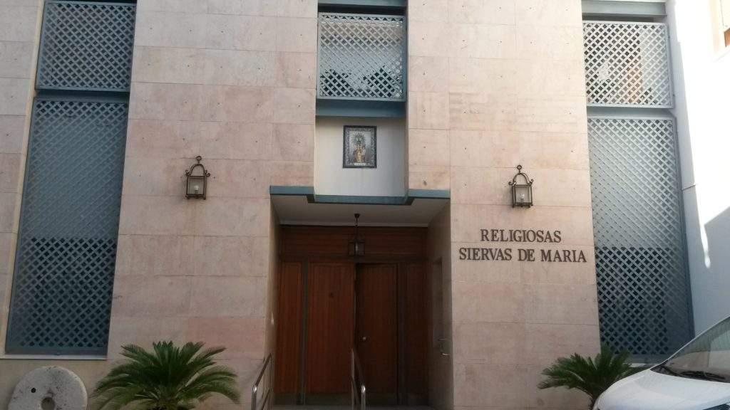 capilla de las religiosas maria teresa siervas de jesucristo alcobendas
