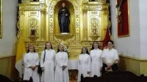 capilla de las siervas de los pobres gijon