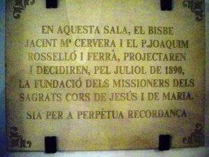 capilla de les carmelites missioneres teresianes coma ruga