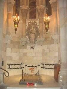 Capilla de Nostra Senyora del Carme (Mira-Sol) (Sant Cugat del Vallès)