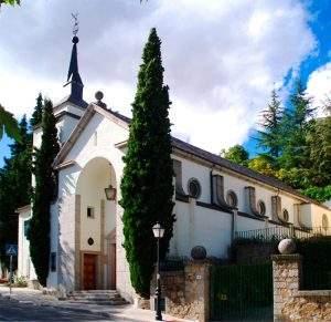 Capilla de Nuestra Señora de Abantos (San Lorenzo de El Escorial)