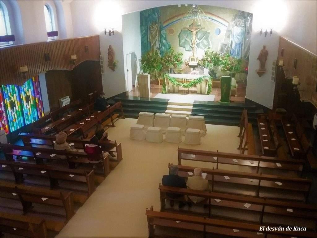 capilla de nuestra senora de begona la florida madrid