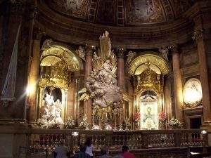 capilla de nuestra senora de la asuncion zaragoza