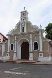capilla de nuestra senora de la o ferrero