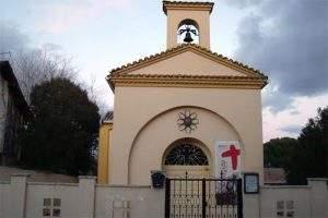 Capilla de Nuestra Señora de las Angustias (Colonia San José) (Pozuelo de Alarcón)