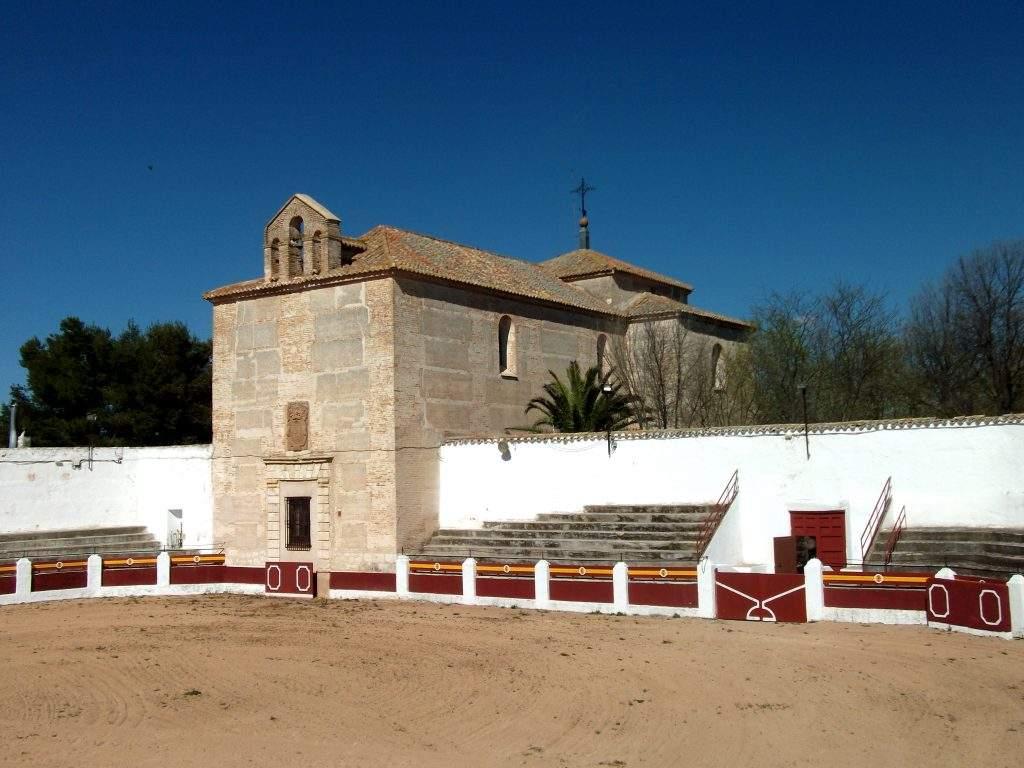 capilla de nuestra senora de las nieves nambroca