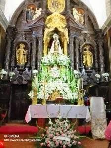 Capilla de Nuestra Señora del Carmen (Ambasaguas) (Cangas del Narcea)