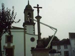 capilla de nuestra senora del carmen as pontes de garcia rodriguez