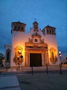 capilla de nuestra senora del carmen playa bellreguard 1