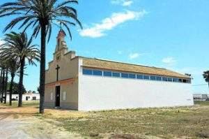 capilla de nuestra senora del carmen sancti petri chiclana costa