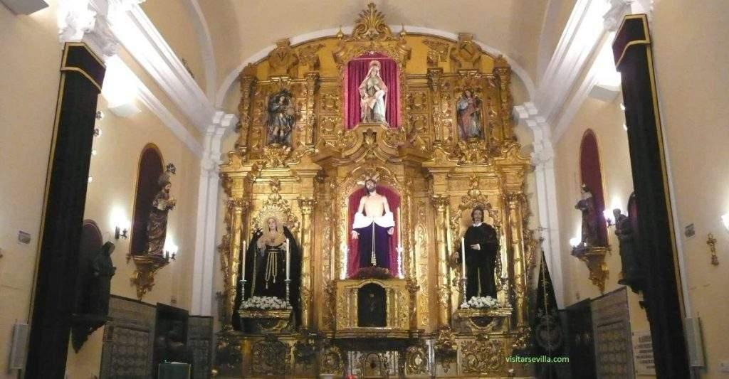 capilla de nuestra senora del mayor dolor sevilla