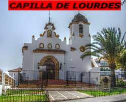 Capilla de Nuestra Señora del Rocío (Urbanización Everluz) (Punta Umbría)