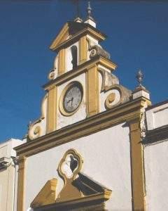 capilla de nuestra senora del rosario san juan de aznalfarache