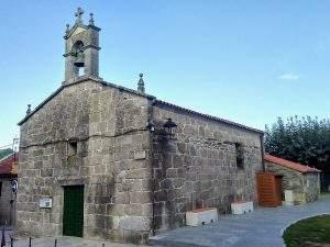 capilla de portonovo portonovo