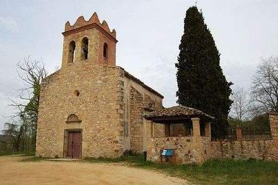 capilla de san andres tordera