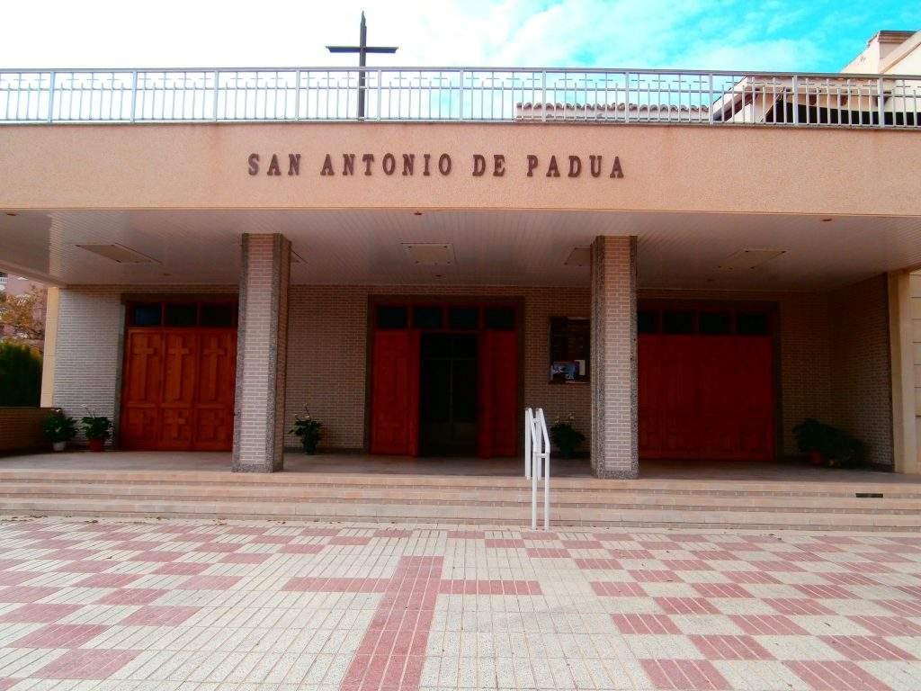 capilla de san antonio de padua playa lisa santa pola