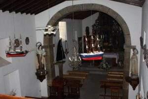 Capilla de San Antonio (Porto de Espasante) (Ortigueira)