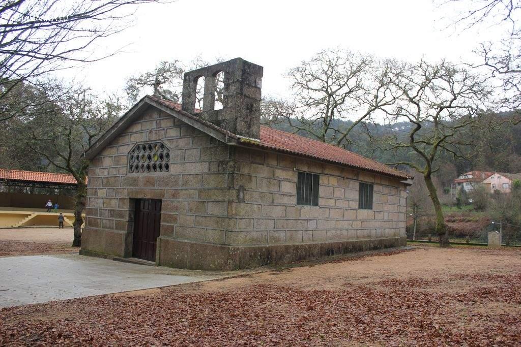 capilla de san cibran o de los ramallos vigo