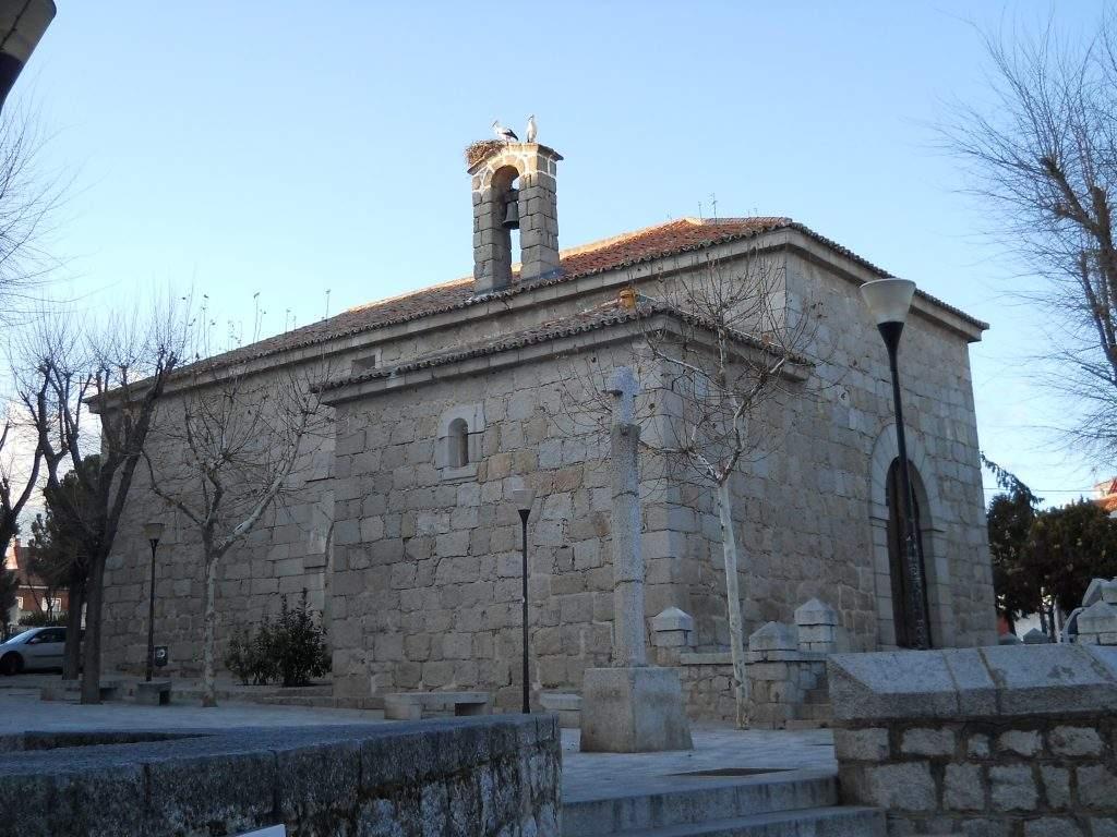 capilla de san francisco colmenar viejo